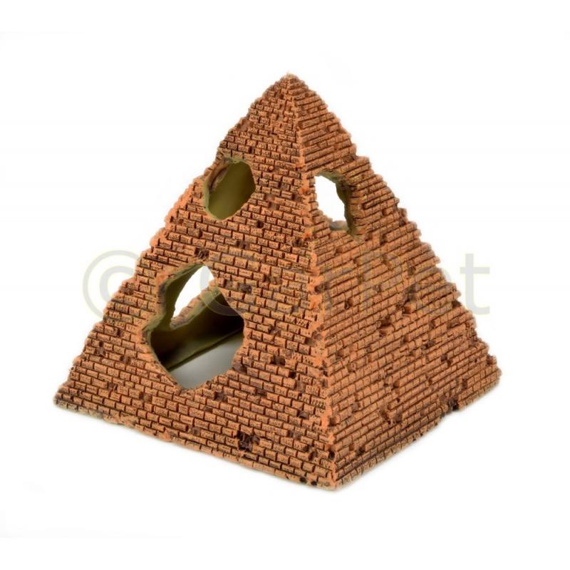 aquarium deko gypten pyramide kaufen bei garpet 4 45. Black Bedroom Furniture Sets. Home Design Ideas