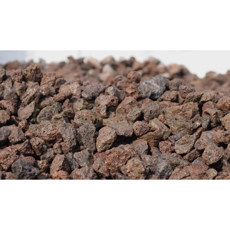 Aquarium teich filtermaterial lava granulat filtermedium for Aquarium teich