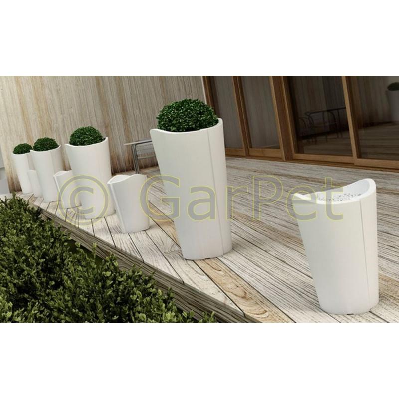 beleuchtete pflanzk bel outdoor indoor rund g nstig 161 95. Black Bedroom Furniture Sets. Home Design Ideas
