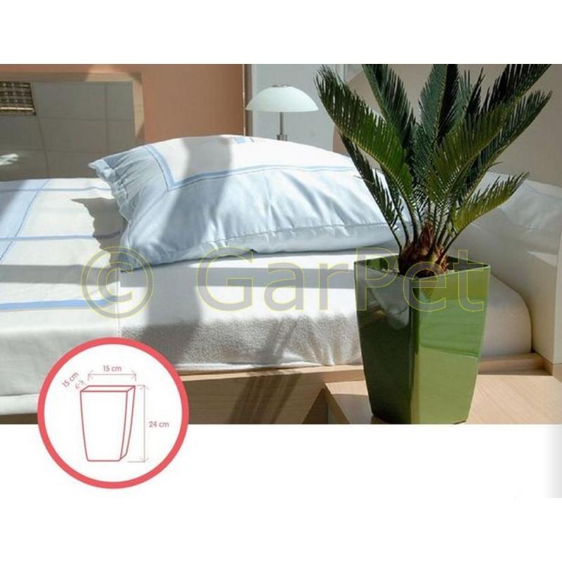 blumentopf mimosa wasserstandsanzeiger elegant hochglanz. Black Bedroom Furniture Sets. Home Design Ideas