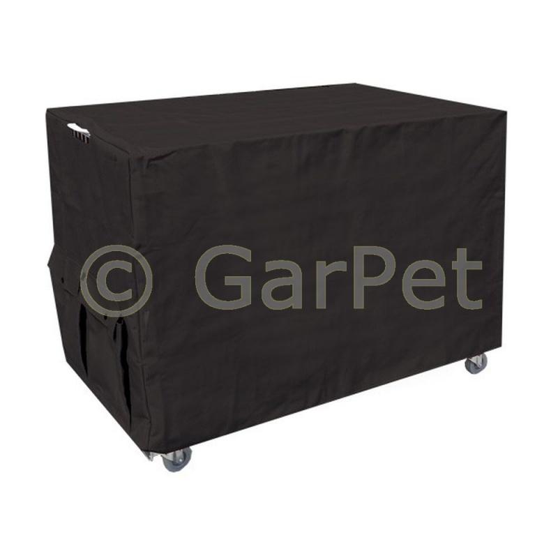 Hunde Drahtkäfig Transportbox Metall Gitterbox günstig, 13,45 €