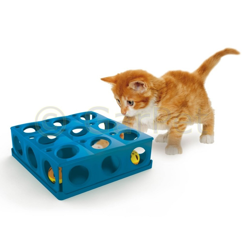 katzenspielzeug mit katzentunnel katze toys variety pack f r kitty 20 st ck prima. Black Bedroom Furniture Sets. Home Design Ideas
