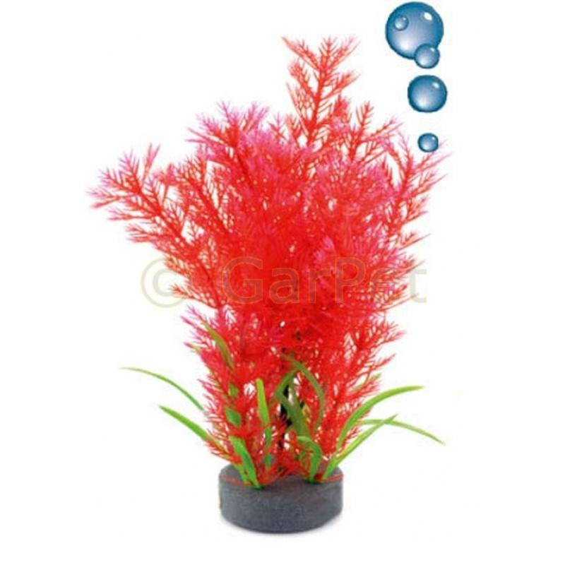 k nstliche aquarium wasserpflanze mit luftausstr mer 1 99. Black Bedroom Furniture Sets. Home Design Ideas