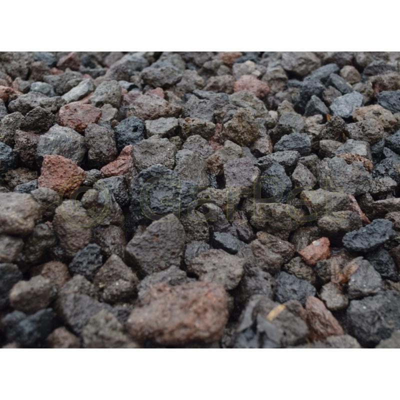 lavastein lava kies granulat g nstig kaufen. Black Bedroom Furniture Sets. Home Design Ideas