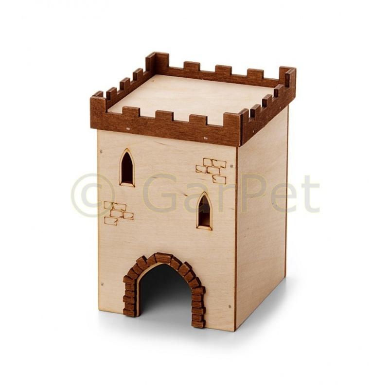nagerhaus holz f r k fig g nstig kaufen 4 45. Black Bedroom Furniture Sets. Home Design Ideas