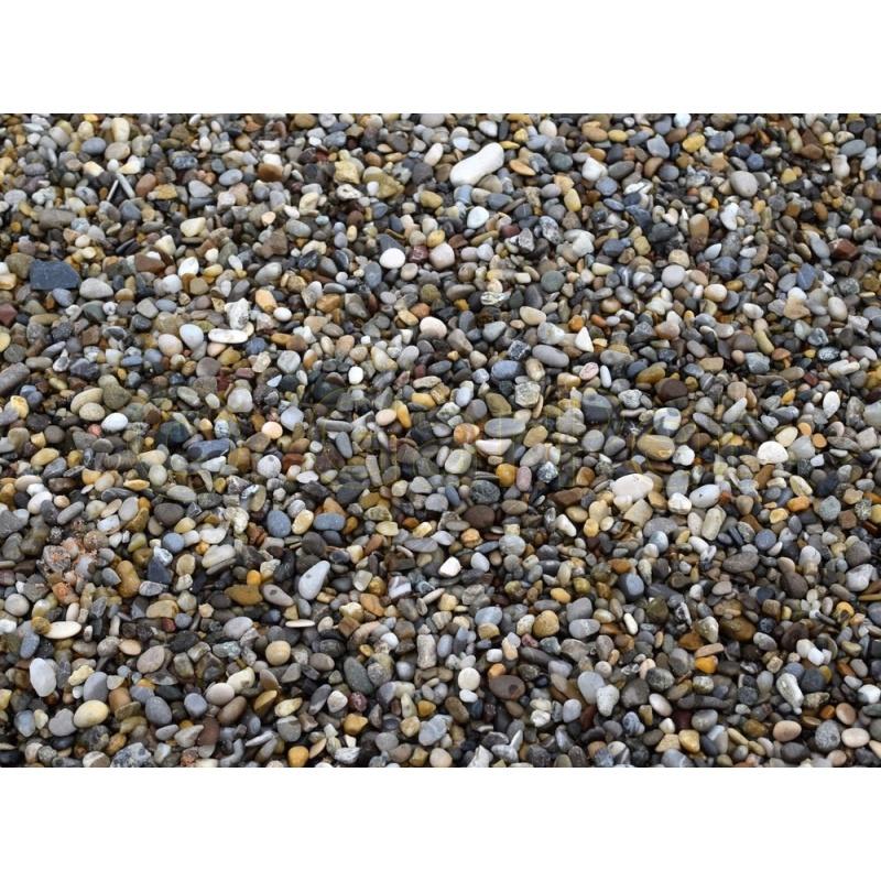 Natur kies zierkies garten teich aquarium kiesel stein for Gartenteich aquarium