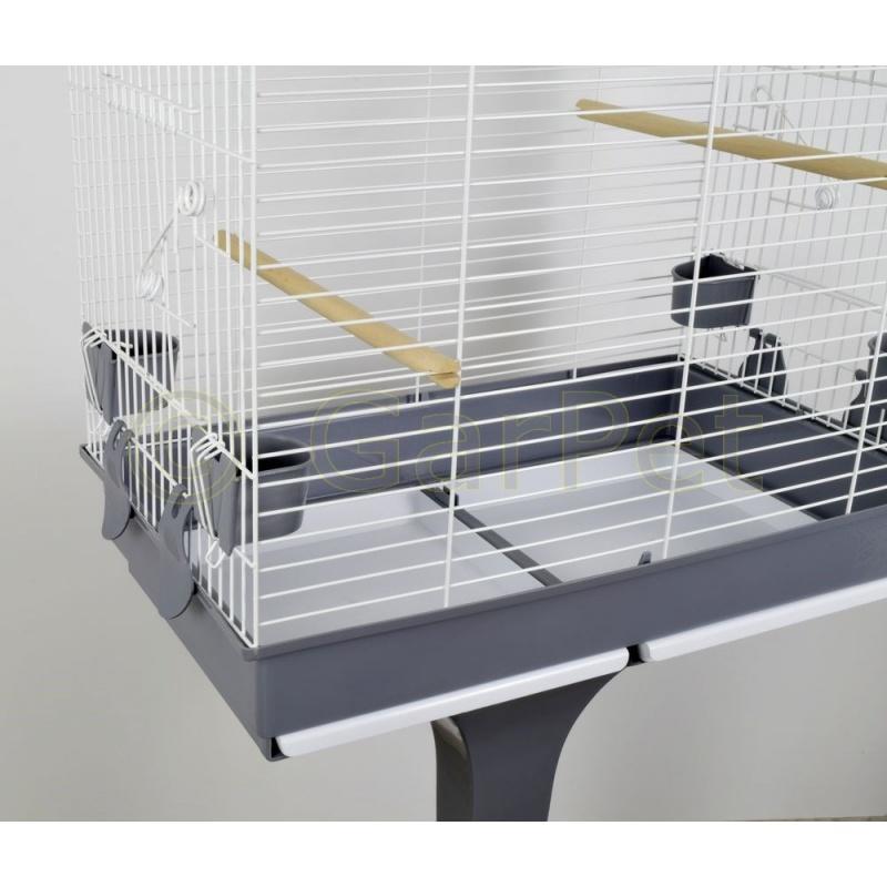 papageienk fig mit freisitz g nstig kaufen garpet 58 45. Black Bedroom Furniture Sets. Home Design Ideas