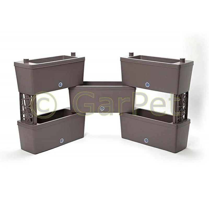 Pflanzkübel Raumteiler Innen Aussen Sichtschutz 5er Set