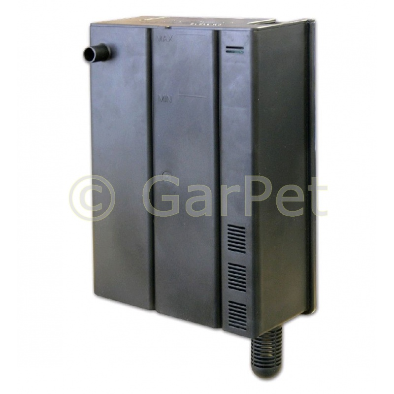 Aquarium innenfilter kammer box filter bf 100 13 95 eu for Biological filter box