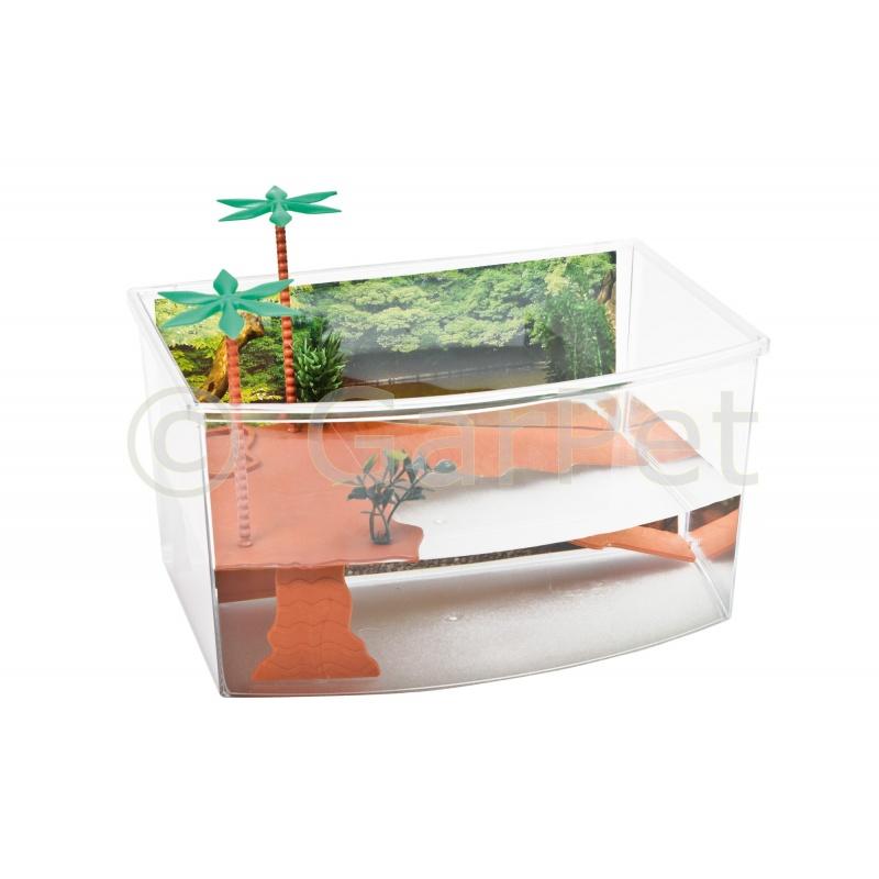kunststoff schildkr ten terrarium aquarium g nstig 8 15. Black Bedroom Furniture Sets. Home Design Ideas