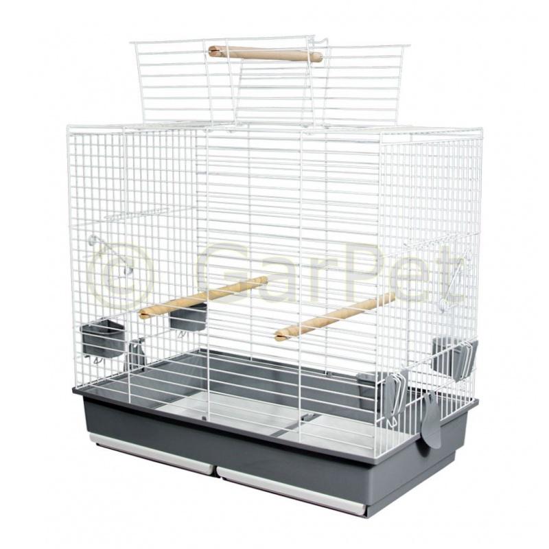 papageienk fig mit freisitz g nstig kaufen 54 99. Black Bedroom Furniture Sets. Home Design Ideas