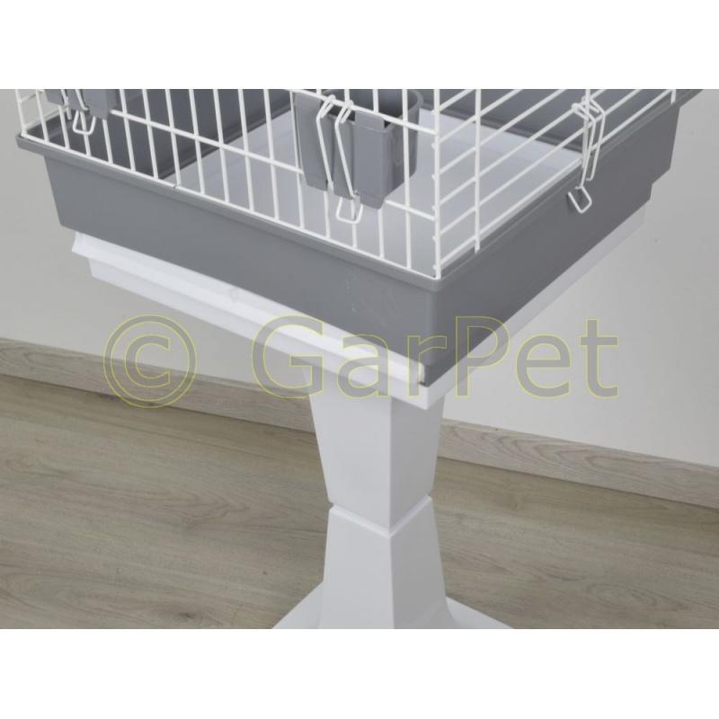 vogelk fig papageienk fig mit freisitz g nstig kaufen 54 99. Black Bedroom Furniture Sets. Home Design Ideas