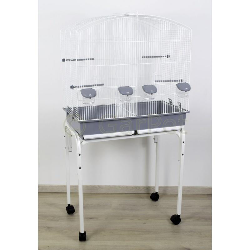 vogelk fig mit trennwand zuchtk fig 70 cm g nstig 53 95. Black Bedroom Furniture Sets. Home Design Ideas