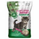 JK Cat Green Forest Katzenstreu klumpend