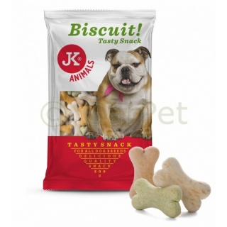 Biscuit Mini Bone Mix Tasty Snack 500 g