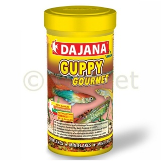 Dajana Guppy Gourmet mini Flocken