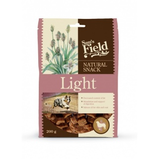 Sams Field Natural Snack Light Hunde soft Leckerli