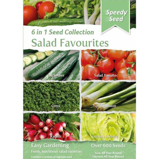 Seed Multipacks 6in1 Salat Mix